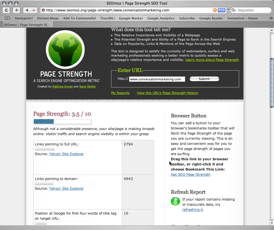 3 free internet marketing tools i love portent for Portent usage examples