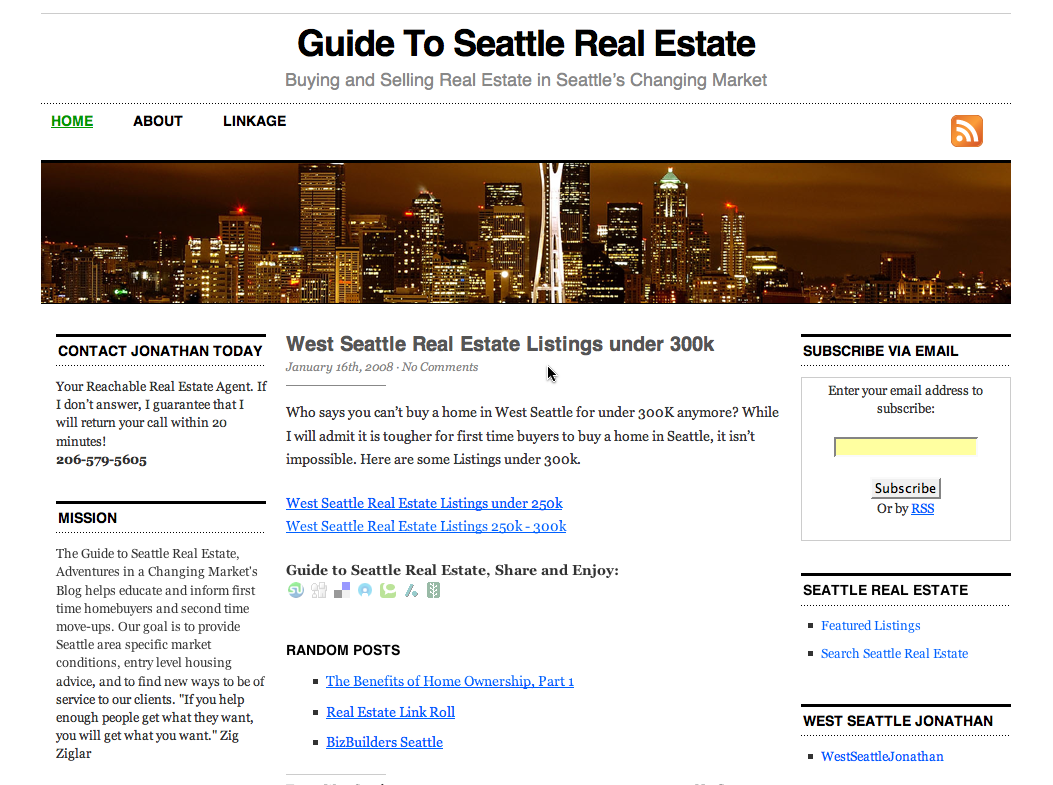 6 step site review 1 guide to seattle real estate portent for Portent guide
