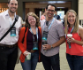 Portent employees at an industry conference