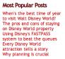 popular posts list