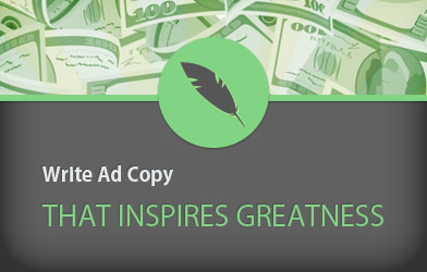 "Cover of PPC ""Write Ad Copy that Inspires Greatness"""