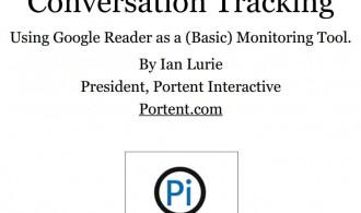 ffg conversation tracking