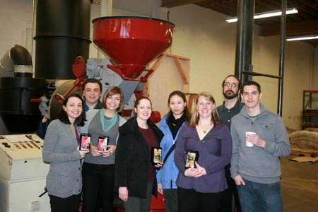 The PI Team at Zoka Headquarters