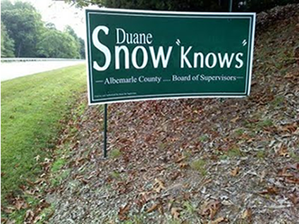 duane snow knows - copywriting fail