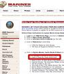 marine's reading list