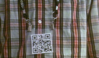 Will people scan this QR Code?