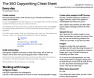 The SEO Copywriting Cheat Sheet