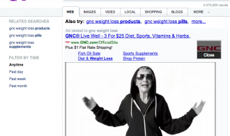 Yahoo RAIS Video Ad