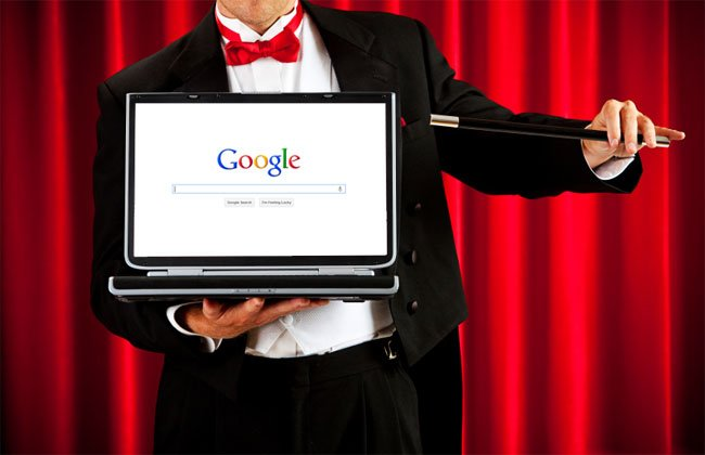 113 google tricks easter eggs april fool s day jokes and for Portent magic