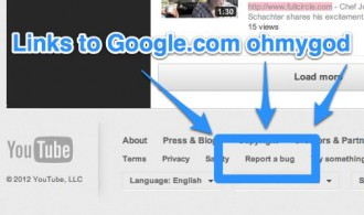 google is running a link network