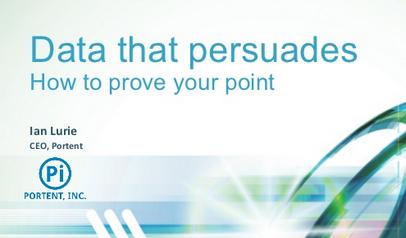 persuades