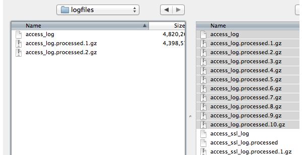 Transferring files via FTP