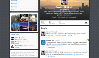 New-Twitter-Profile