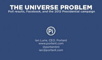 universe problem