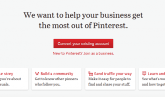 Verify Pinterest Page