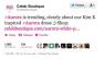 Celeb Boutique Obama Tweet