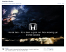 Honda Mayan Apocalypse Facebook Post