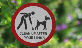 clean up after your links, k?