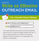 How to Write an Effective Outreach Email