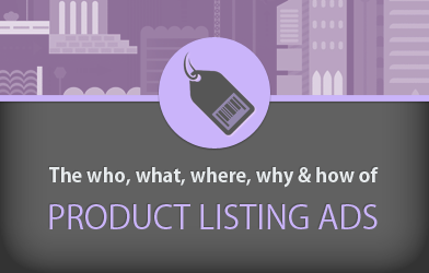 Product Listing Ads for Beginners (eBook)
