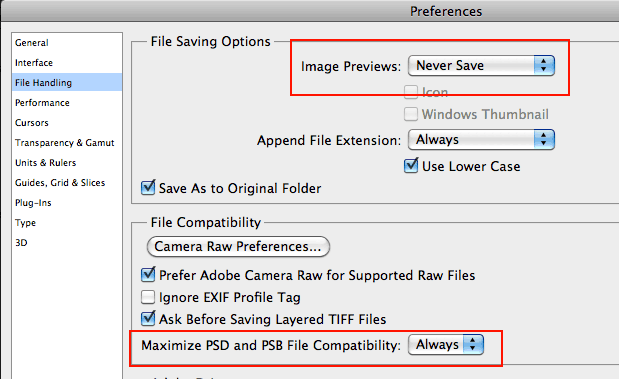 Make Photoshop Faster with These Simple Settings - Portent