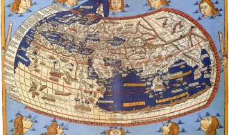 Ptolemy's map of the world