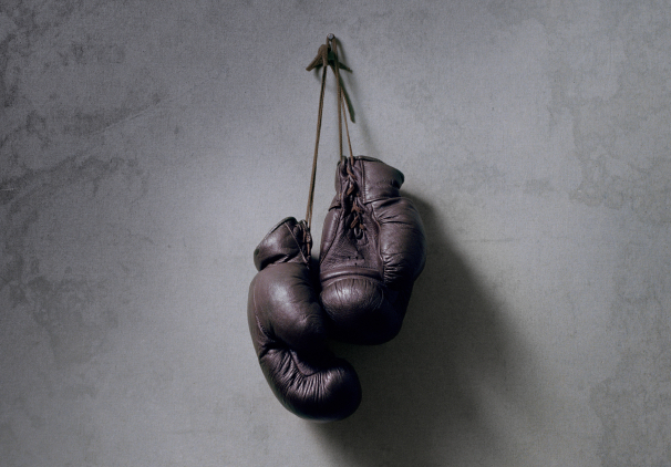 Hanging Boxing Gloves Wallpaper | www.imgkid.com - The ...