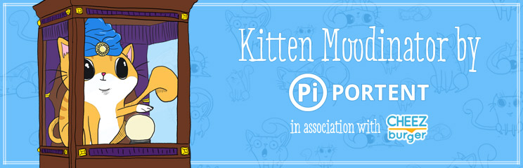 Portent s kitten moodinator when content isn t words for Portent not working