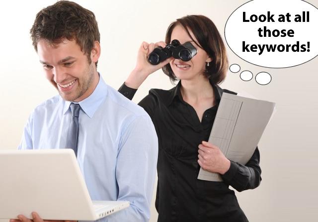 Keyword Spy