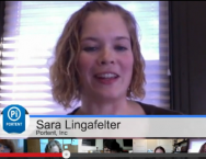 Sara at social google hangout