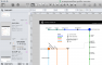 If you're on a Mac, OmniGraffle kicks ass and makes you a pro, for $99.