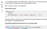 A question on Stack Overflow