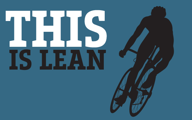 "In digital marketing, this is what ""lean"" really means"