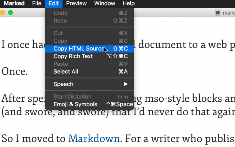 Why I Use Markdown, & You Should Too - Portent