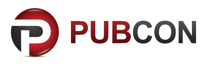 Pubcon, baby!