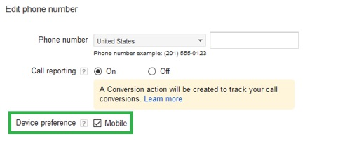 Mobile Preferred Call Extensions - Mobile PPC- Portent