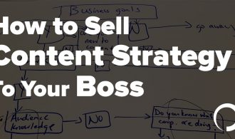 How to Sell Content Strategy to Your Boss - Portent