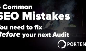 5 Common SEO Mistakes You Should Fix