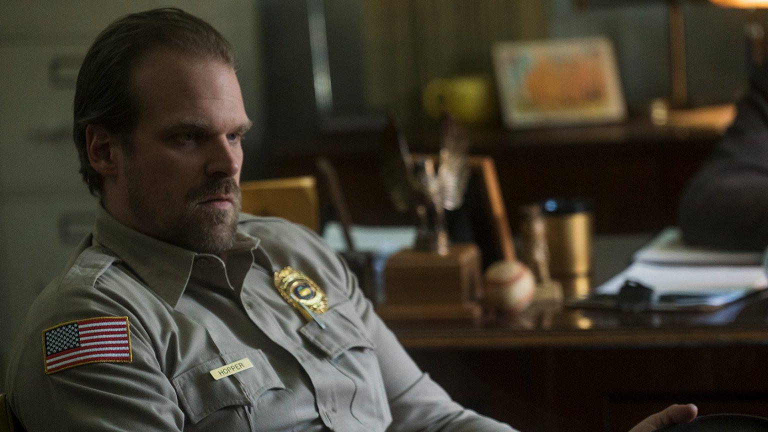 Police Chief Hopper