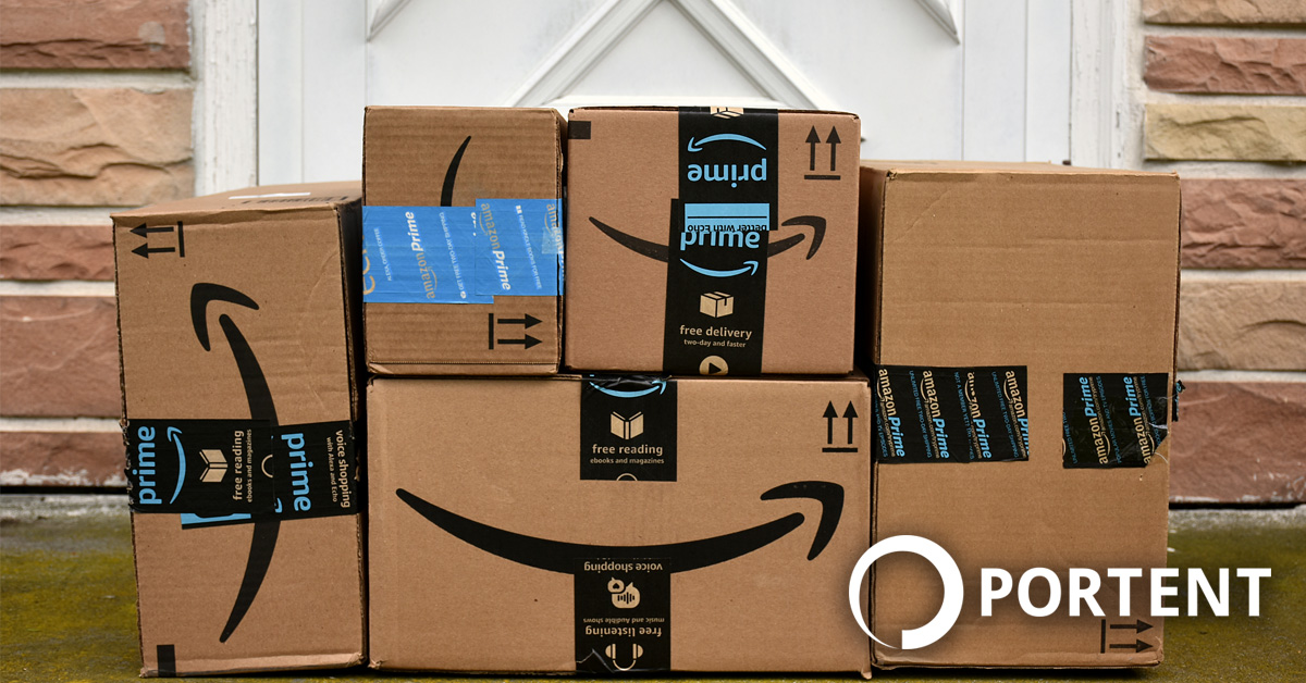 Where to start with amazon marketing portent for Portent means