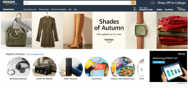 Amazon Marketing 101 from Portent Digital Marketing