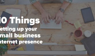 Setting up your small business internet marketing presence - Portent