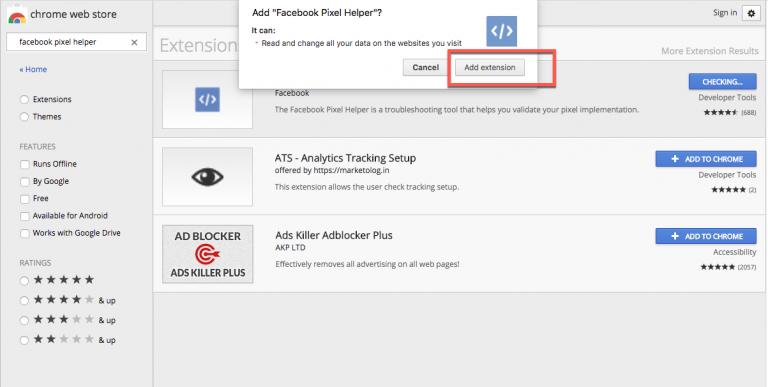 The #1 Facebook Ad Tool: Facebook Pixel Helper - Portent