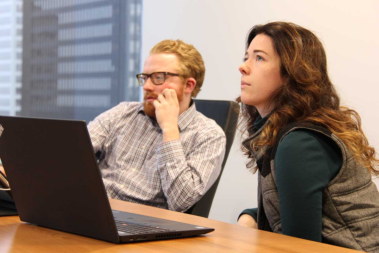 Digital Marketing Agency Team - Analytics Team