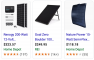 Example of Google Shopping Ads on Google.com