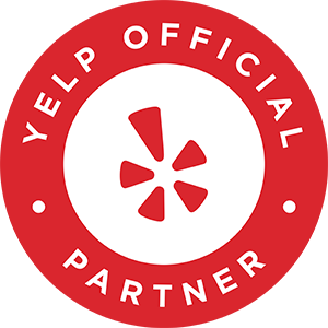 Yelp Partner Logo