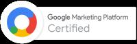 Google GMP Certification logo