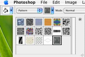 Fill Pattern