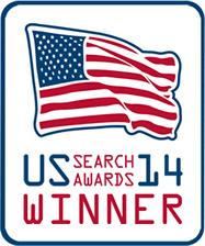 US Search Awards Winner 2014